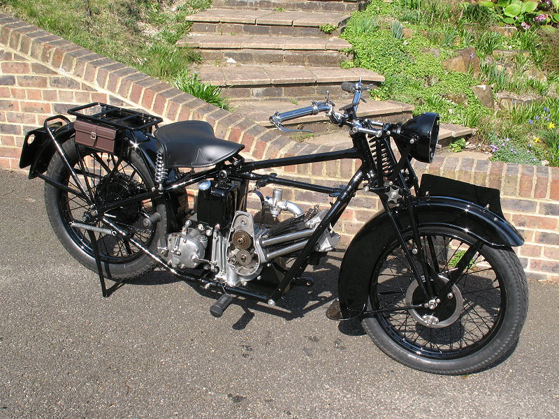 My SF31 Restoration Blog - Page 5 - Ariel Owners ...