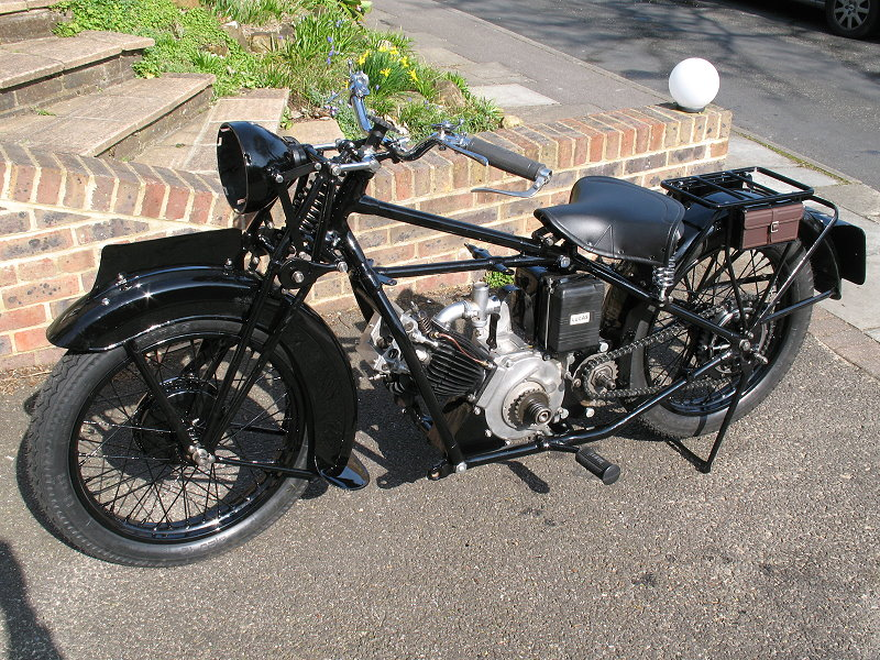 My SF31 Restoration Blog - Page 5 - Ariel Owners MotorCycle Club