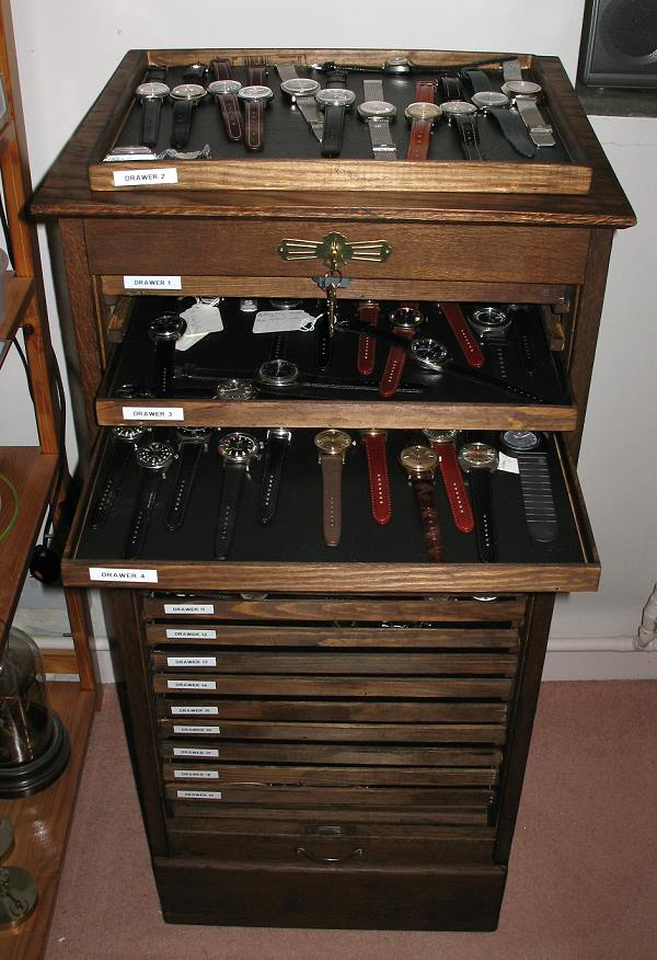 Watch Cabinet 3.jpg & Where Do You Keep Your Watches? - Watch Discussion Forum - The Watch ...