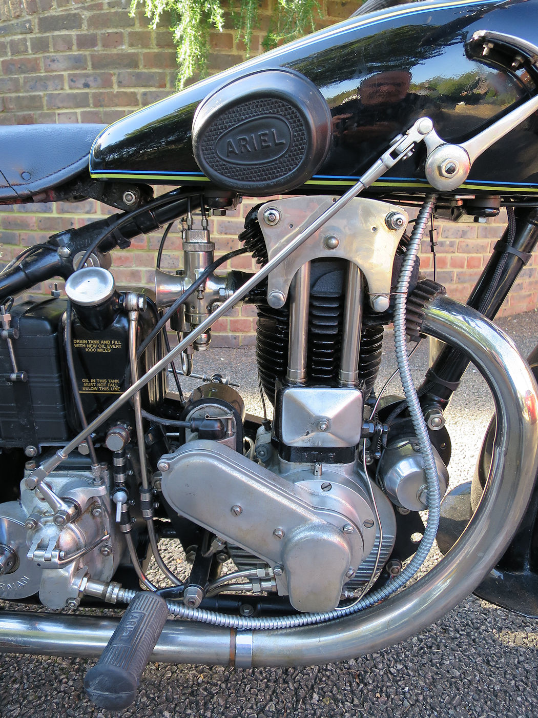1930 Model F For Sale - Ariel Owners Motorcycle Club